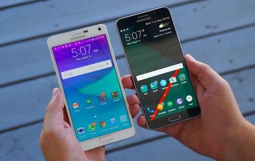Galaxy Note 4 ve Note 5 için yeni güncelleme!