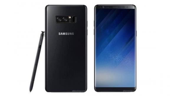 Galaxy Note 8 kamera özellikleri ortaya çıktı!