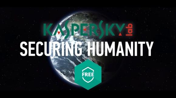 Kaspersky'den tamamen ücretsiz antivirüs yazılımı!