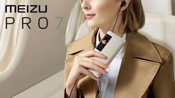 Meizu Pro 7 ve Meizu Pro 7 Plus Artık Resmi!