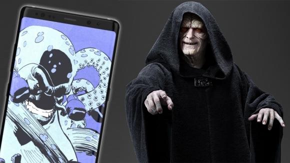 İmparatorlara layık Galaxy Note 8!