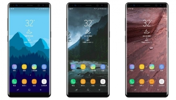 Galaxy Note 8 için iki yeni video!