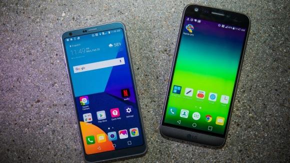 LG G6 rekabete yenik düştü!