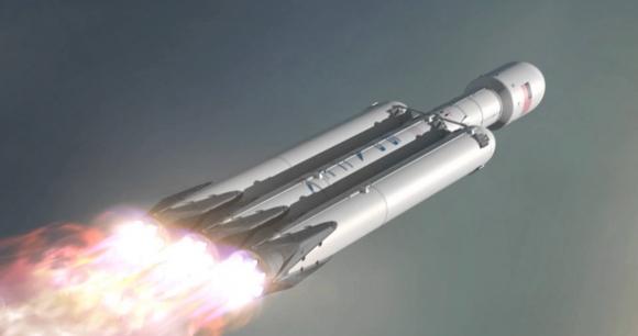 Dünyanın en güçlü roketi yakında fırlatılacak!