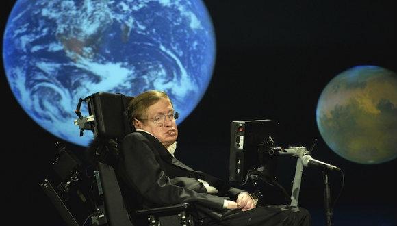 Hawking'ten önemli uyarı!