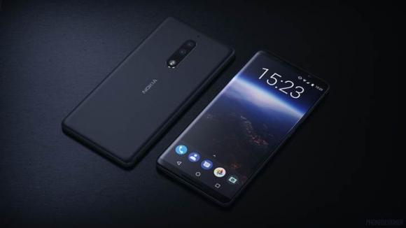 Nokia 8 yine sızdırıldı!