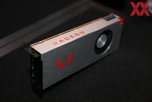 AMD RX Vega tanıtıldı!