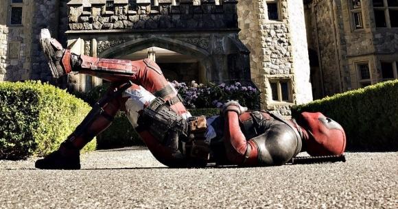 Deadpool 2'den ilk görsel yayınlandı