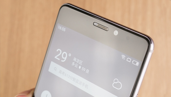 Meizu Pro 7 Plus parçalarına ayrıldı!