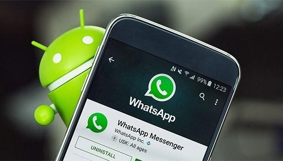 Android kullanıcılarına özel WhatsApp yeniliği!