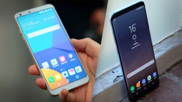 İlk çevreci telefonlar: Galaxy S8 ve LG G6