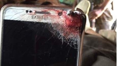 Galaxy Note 5, askerimizin hayatını kurtardı!