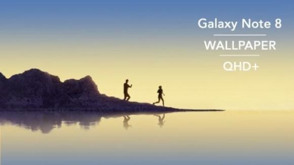 İşte Galaxy Note 8 duvar kağıtları!