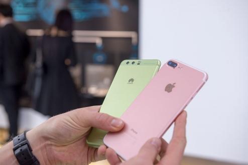 Huawei, Apple'ı geride bırakacak!