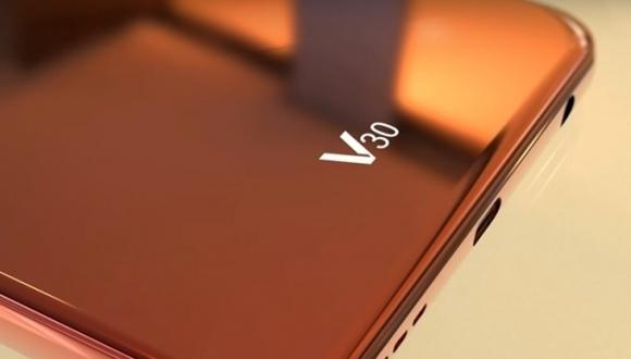 LG V30 ekranıyla adeta büyüleyecek!