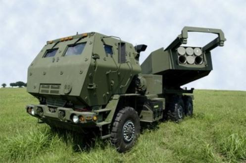 Lockheed Himars Füzesi teslim edildi!