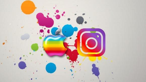 Apple da Instagram hesabı açtı!