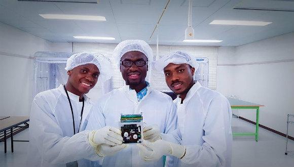 Gana ilk uydusunu fırlattı!