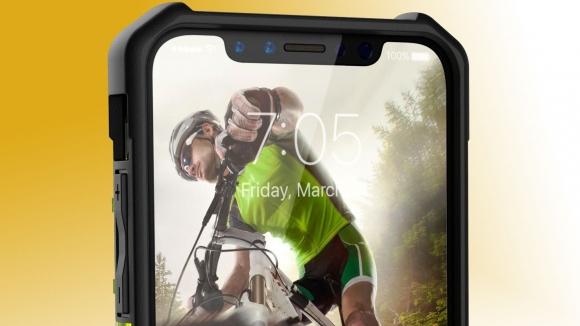 iPhone 8 ekranı inanılmaz görünüyor!