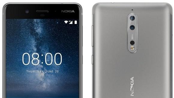 Nokia 8 selfie canavarı olacak!