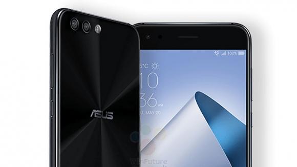 Asus'un Zenfone 4 Selfie serisi ortaya çıktı!