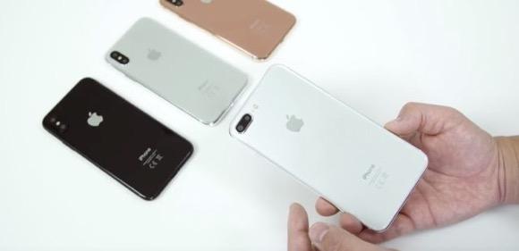iPhone 8 ve iPhone 7s Plus aynı videoda!