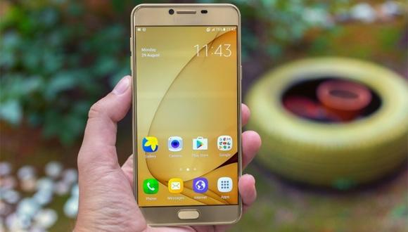 Galaxy C7 (2017) hakkında yeni detaylar!