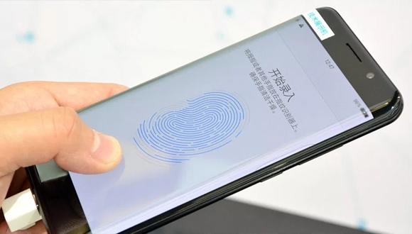Ekrandan parmak izi okuyan cihazlar ne durumda?