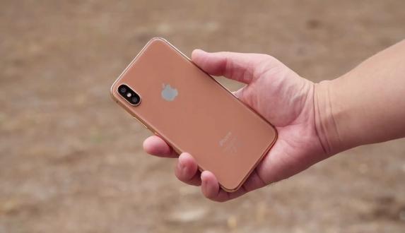 Bakır iPhone 8 modelinin adı ne olacak?