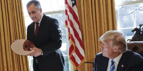Intel CEO'sundan Trump'a rest!