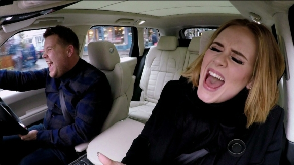 Carpool Karaoke, Apple Music'te!