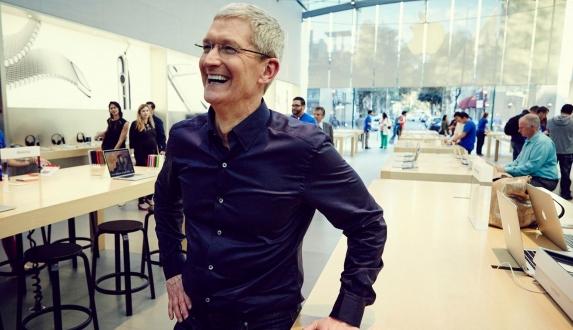Apple'dan çok konuşulacak karar!
