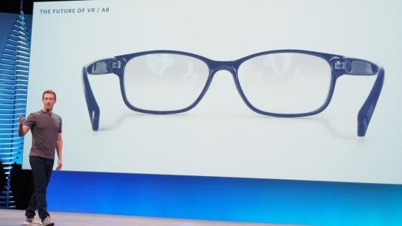 Facebook kendi gözlüğünü mü geliştiriyor?