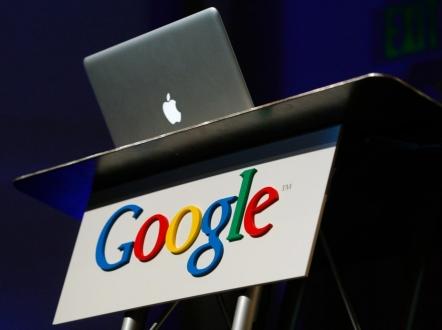 Google, Apple'a servet ödeyecek!