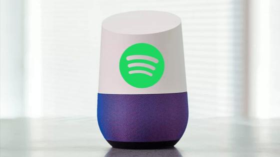 Google Home'dan Spotify hamlesi!