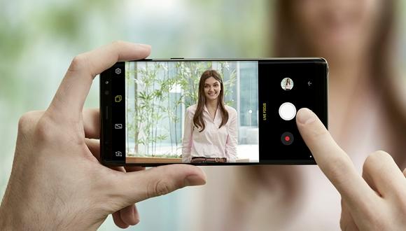İşte Galaxy Note 8 ile çekilen fotoğraflar!