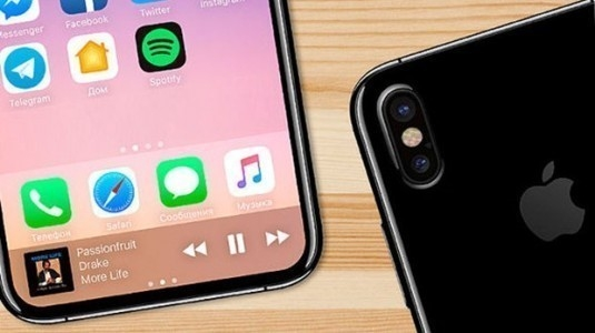 iPhone 8'de Touch ID nerede olacak?