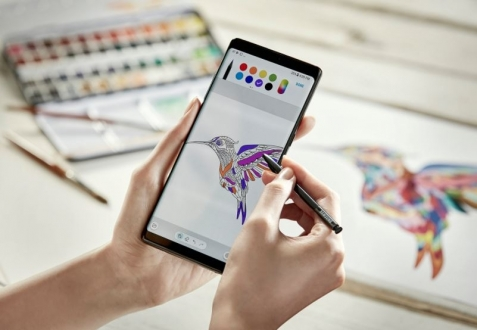 Galaxy Note 8 S Pen özellikleri