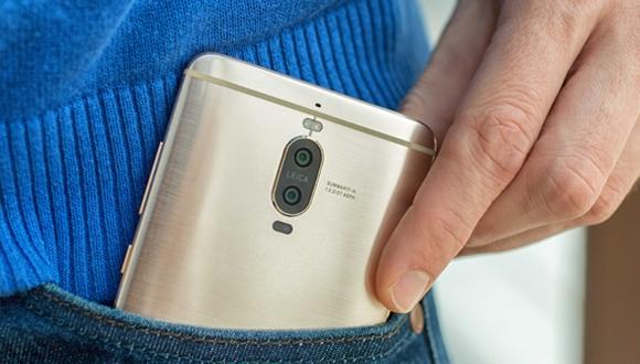 Huawei, Mate 10 için yeni bir görsel paylaştı!