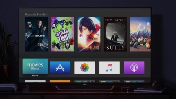 4K HDR destekli Apple TV için geri sayım!