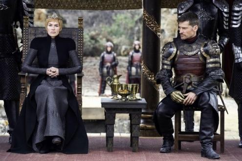 Fotoğraflarla Game of Thrones final bölümü!