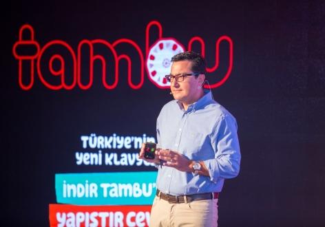 Türk Telekom'dan milli dijital klavye: Tambu