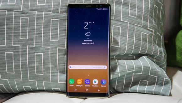 Note 8 ile ekran görüntüsü nasıl alınır?