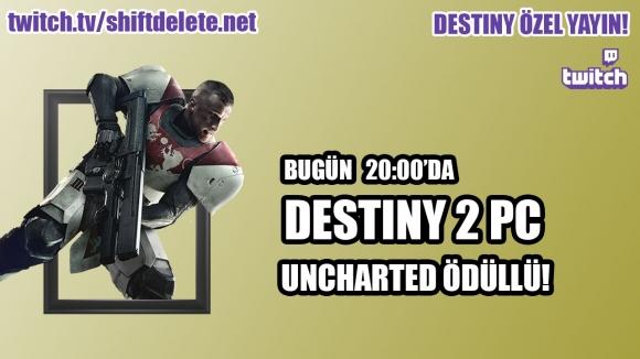 Destiny 2 ile PC'de randevumuz var!