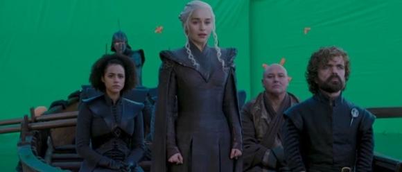 Game of Thrones 7. sezon nasıl çekildi?