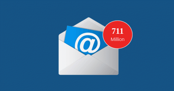 711 Milyon şifre internete düştü!