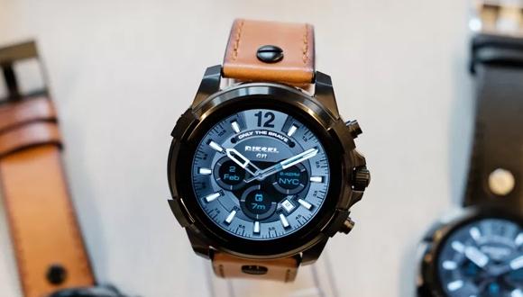 Diesel ilk Android Wear saatini satışa sundu!