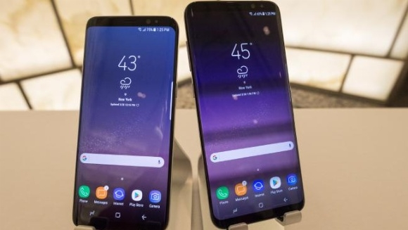 Galaxy S8 yüzü daha hızlı tanıyacak!