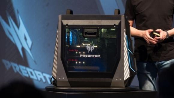 Acer tam 18 çekirdekli PC duyurdu!