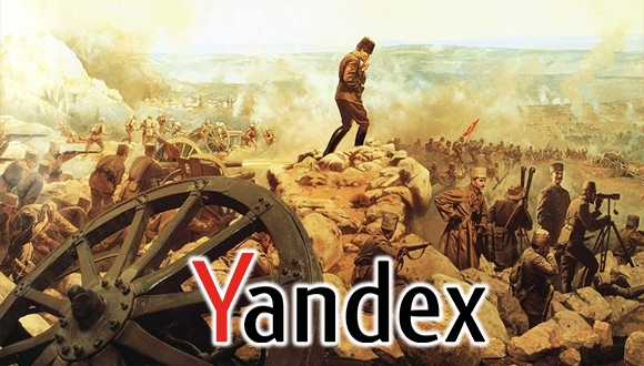Yandex, 30 Ağustos'u unutmadı!